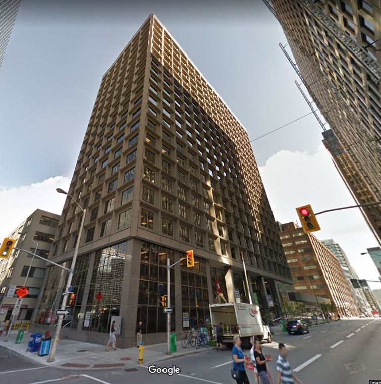 300 Slater Street and 365 Laurier Avenue West